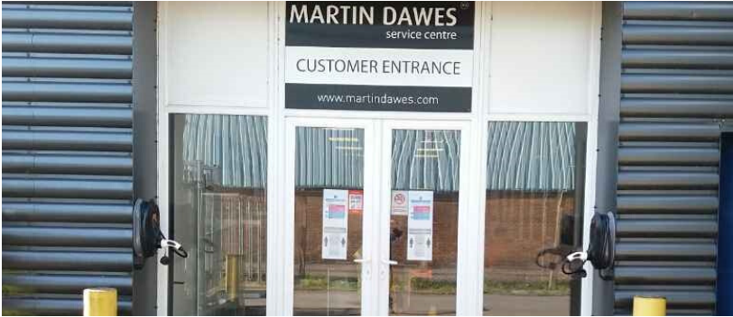 Martin Dawes EV Charge Point Installation
