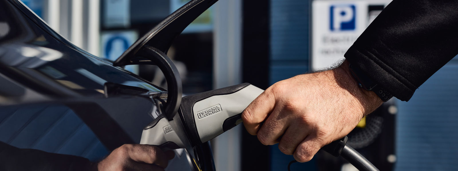 Electric vehicle charging points | SME
